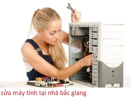sửa máy tính tại bắc giang